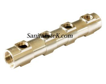 brass bar manifold